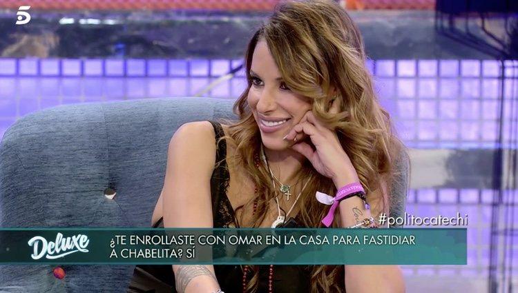 El polígrafo reveló que Techi se enrolló con el cantante para fastidiar a Chabelita - Telecinco.es