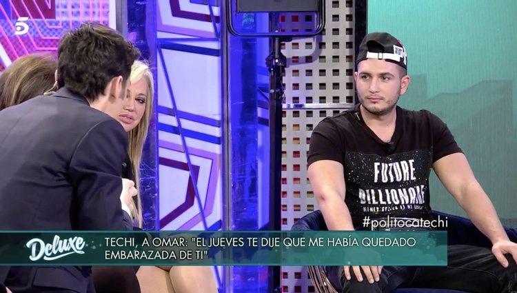 El cantante confesó que a su abuela le dolía escuchar ciertas cosas en la televisión - Telecinco.es