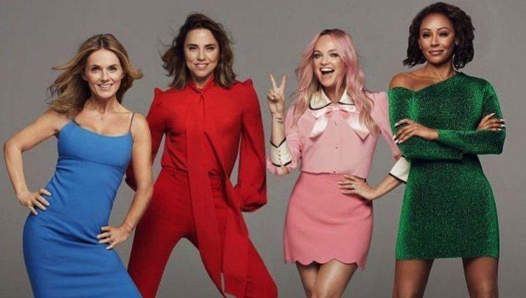 Las Spice Girls anuncian su gira para 2019 sin Victoria Bechkam