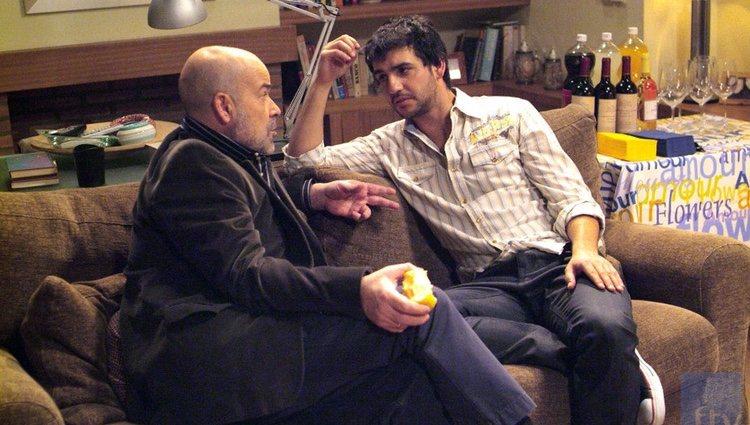 El malagueño se dio a conocer gracias a la sonada serie 'Los Serrano'