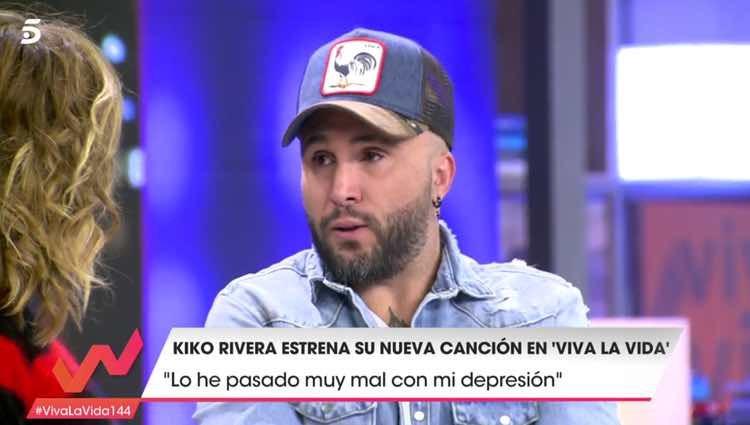 Kiko Rivera ha vuelto con mucha fuerza / Telecinco.es