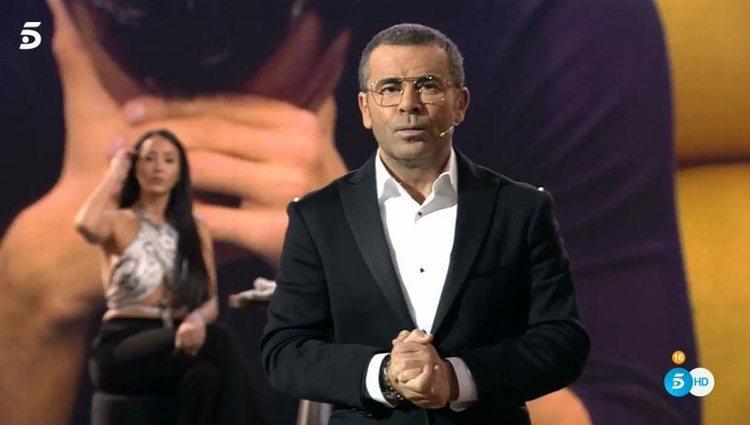 Jorge Javier Vázquez, muy crítico con Suso |Foto: Telecinco