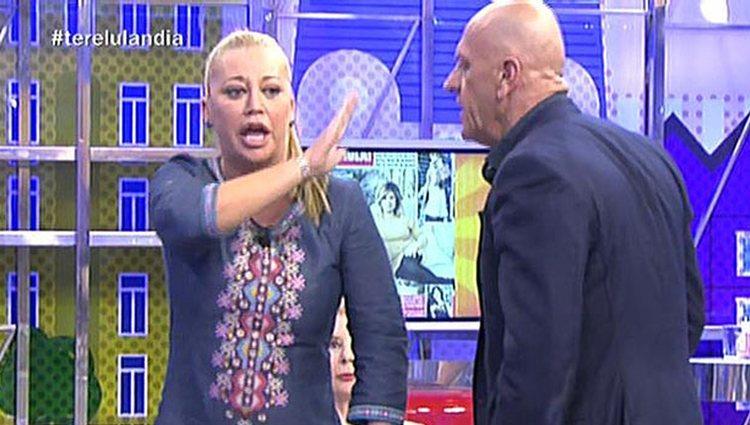 Las discusiones entre ellos son una constante / Foto: Telecinco.es