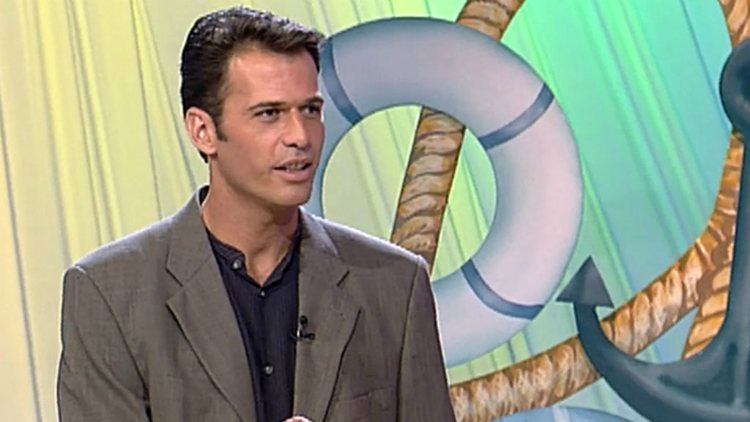 Carlos Lozano presentó 'La ruleta de la fortuna' | telecinco.es