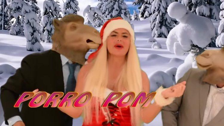 Videoclip 'El Polvorrón' de Leticia Sabater