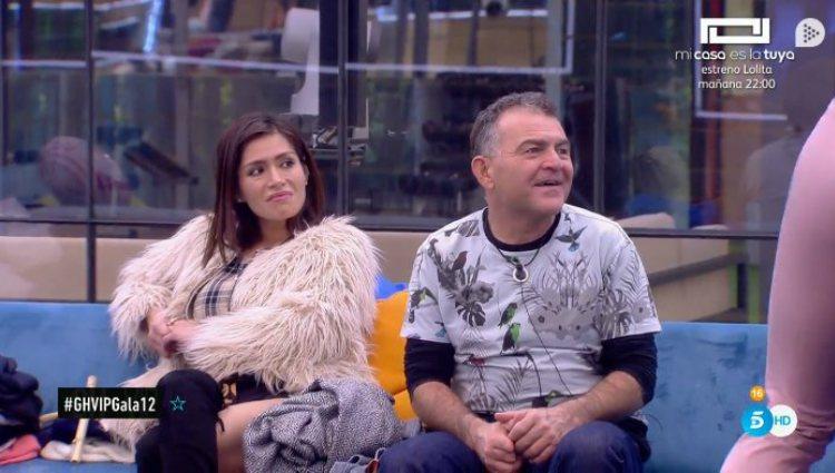 Miriam y Koala felicitan a Suso y Asraf por ser finalistas | telecinco.es