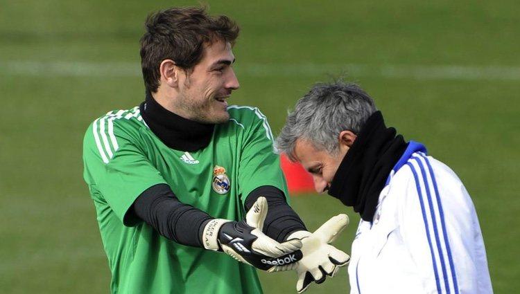 Enemigos Íntimos: Iker Casillas y José Mourinho, enfrentados