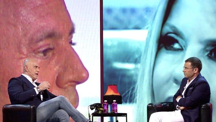 Kiko Matamoros en 'Sálvame' |Foto: Telecinco.es
