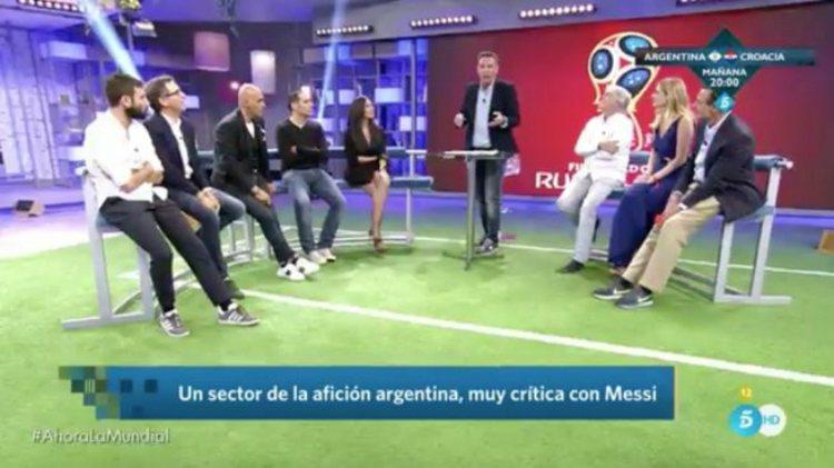 'Ahora, la Mundial' no pasó de la emisión inicial |telecinco.es