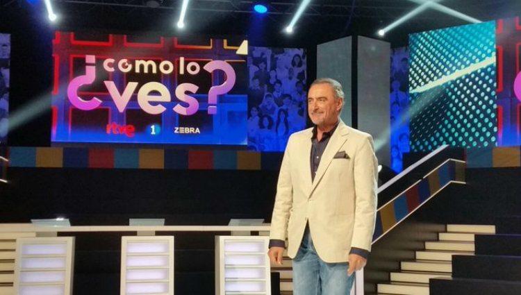 TVE canceló el programa de Carlos Herrera '¿Cómo lo ves?'