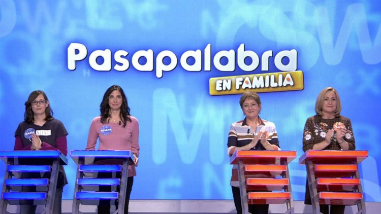'Pasapalabra en familia' no cuajó en la parrilla |telecinco.es