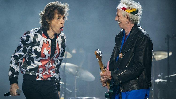 Concierto de los Rolling Stone