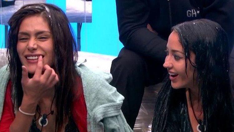 Miriam y Aurah en el confesionario | Telecinco.es
