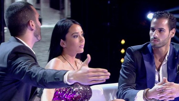 Suso, Aurah y Asraf ajustando cuentas | Telecinco.es