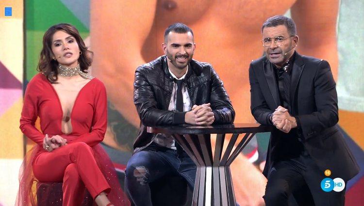Suso durante la final de 'GH VIP 6' | Telecinco.es
