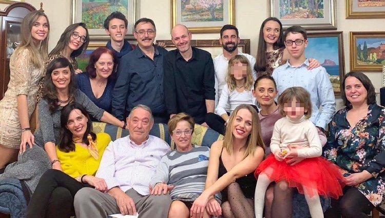 La foto en familia de Yoli y Jonathan / Instagram