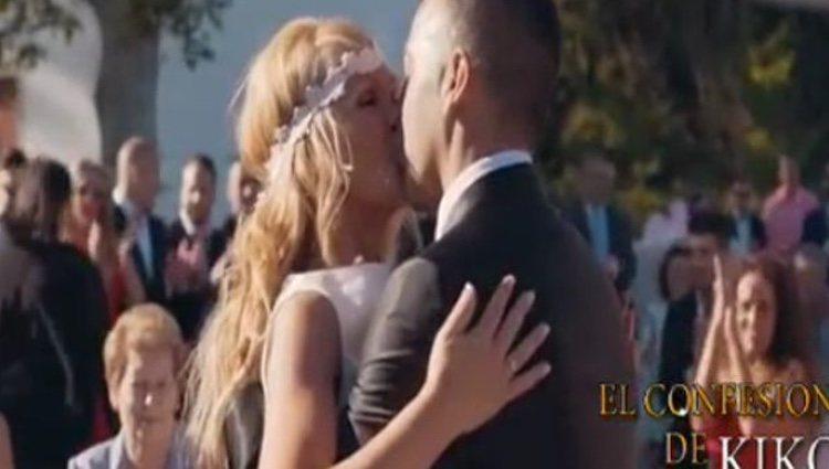 Saray Pereira el día de su boda | El confesionario de Kiko
