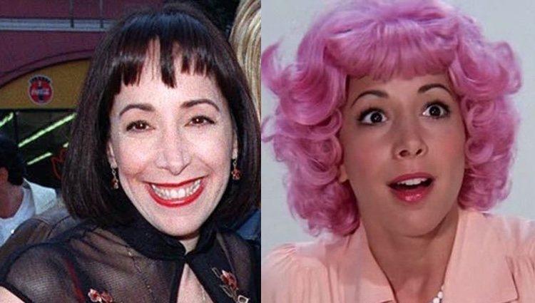 Didi Conn hace algunos años y Frenchy en 'Grease'