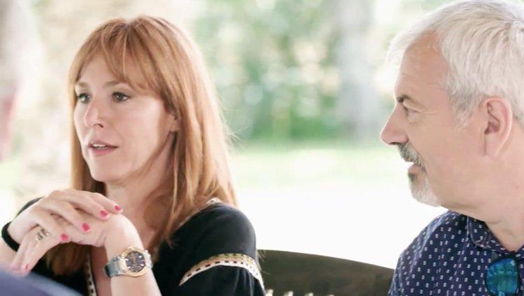 Patricia y Carlos Sobera en 'Mi casa es la Tuya'| Foto: Telecinco.es