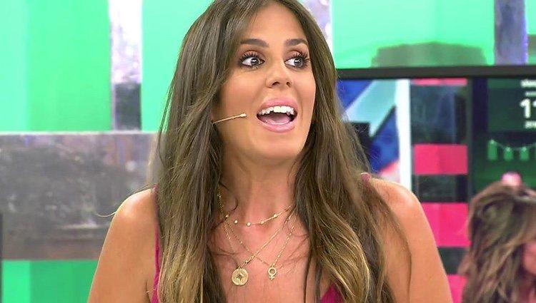 Anabel Pantoja en 'Sálvame' | Foto: Telecinco.es