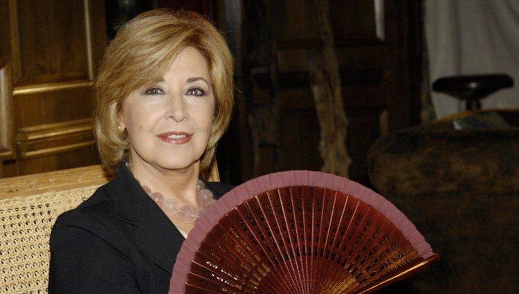 Concha Velasco en 'Herederos'