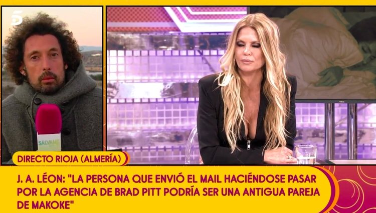 Un ex con rencor habría mandado el email / Telecinco.es