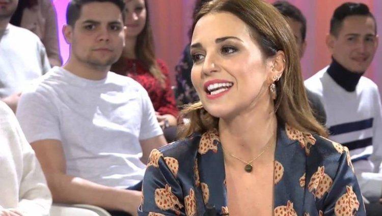 Paula Echevarría en 'Todo es mentira'/ Foto: cuatro.com