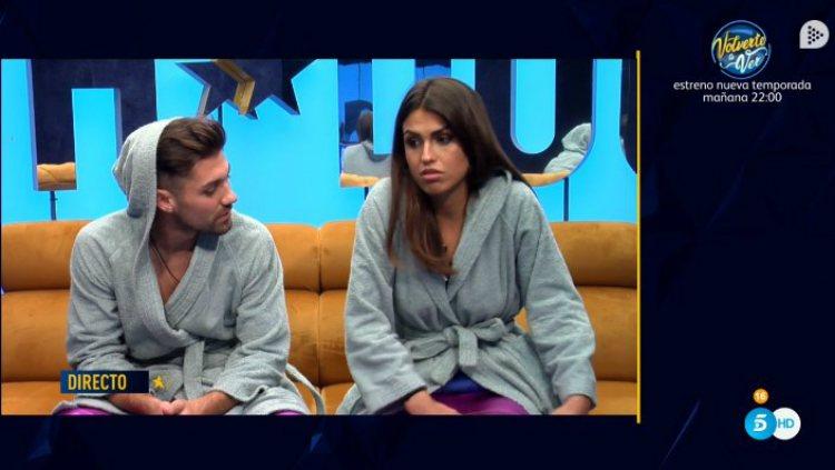 Alejandro Albalá y Sofía Suescun reparten sus puntos | telecinco.es