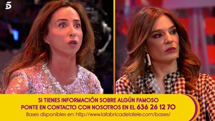 Raquel Bollo y María Patiño | Foto: telecinco.es