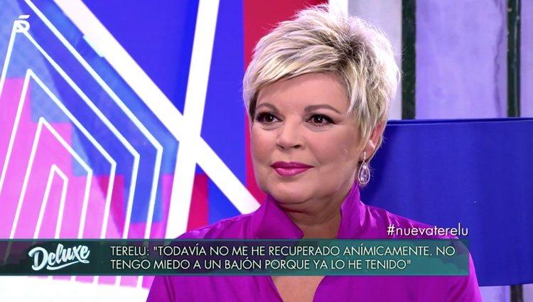 Terelu Campos en 'sábado Deluxe' | Foto: telecinco.es