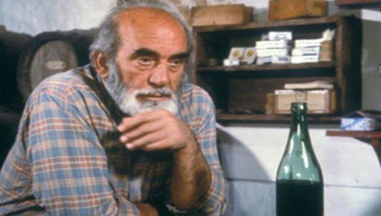 Antonio Ferrandis como Chanquete en 'Verano azul'