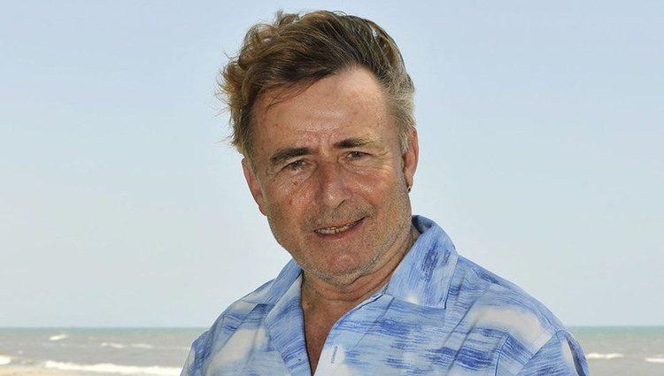 Tony Genil en una foto de 'Supervivientes'   Mediaset