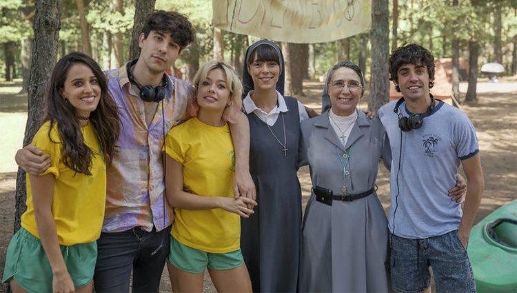 El reparto y directores de 'La Llamada' | Foto: eCartelera