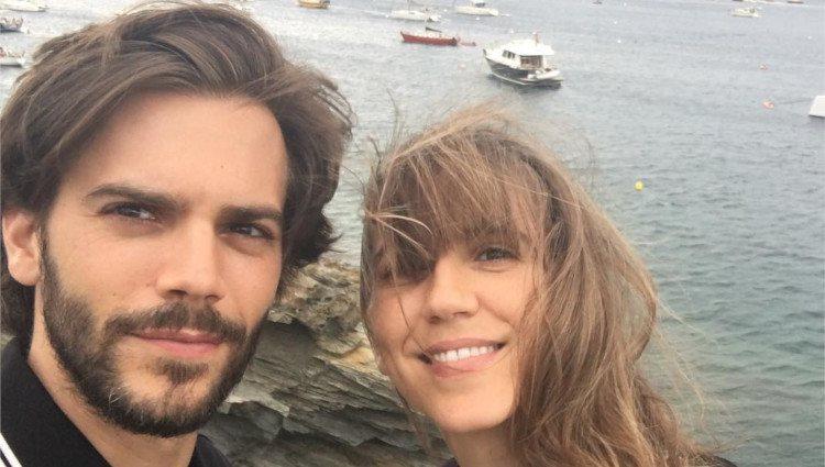 Marc y Aina Clotet disfrutan de una jornada de descanso/Foto:Instagram