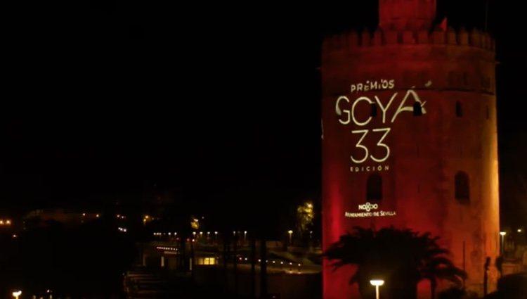 Celebración de los Goya 2019 | Foto: Instagram