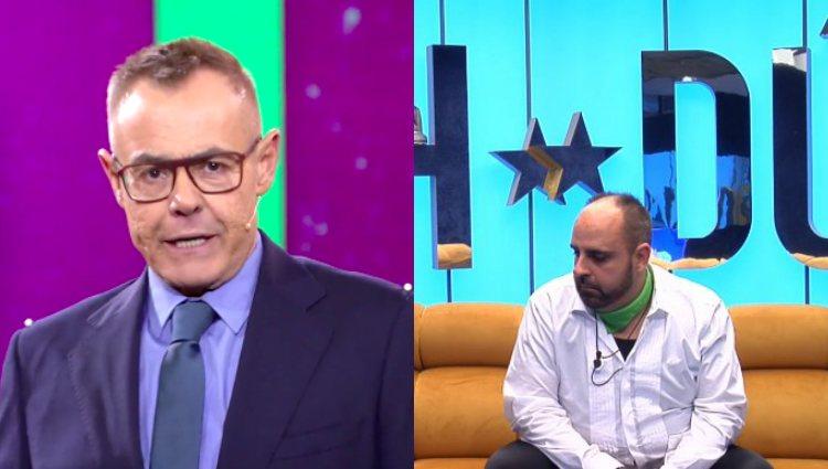 Jordi González anuncia la expulsión disciplinaria de Julio Ruz   telecinco.es