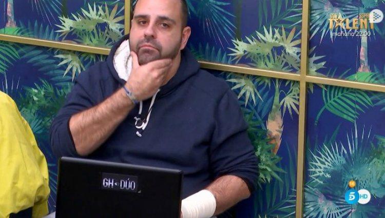 Julio le deja un mensaje oculto a María Jesús en el ordenador   telecinco.es