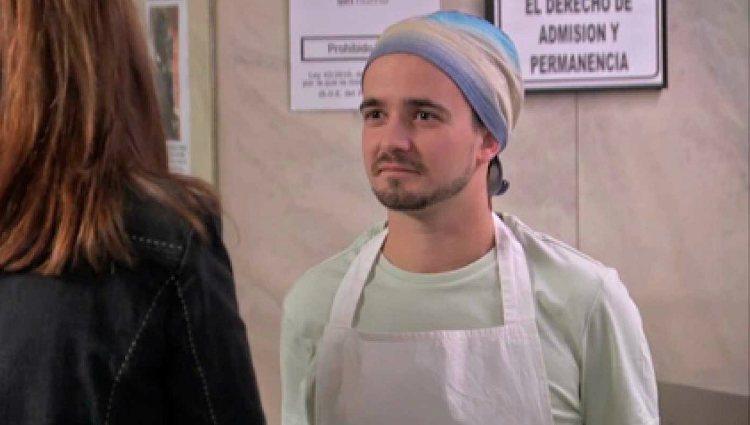 Daniel Retuerta como Carlos Molinero en 'Servir y proteger' | rtve.es