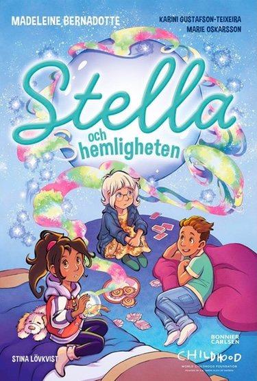 'Stella y el secreto', libro de Magdalena de Suecia