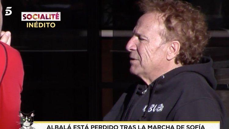Fortu aconsejando a Alejandro Albalá| Foto: Telecinco.es