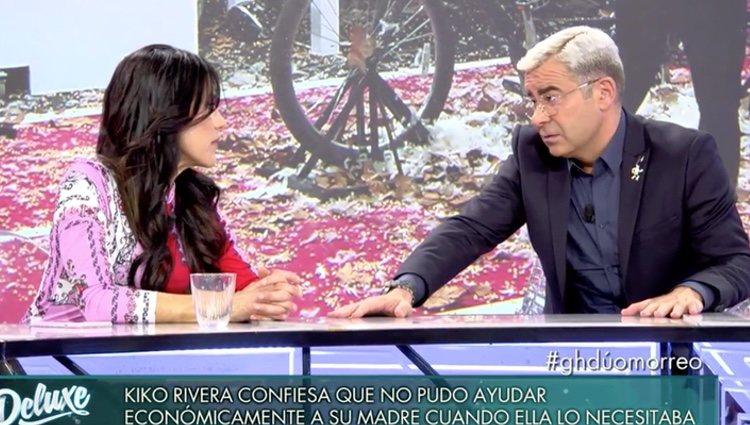 Jorge Javier y Maite Galdenao| Foto: telecinco.es