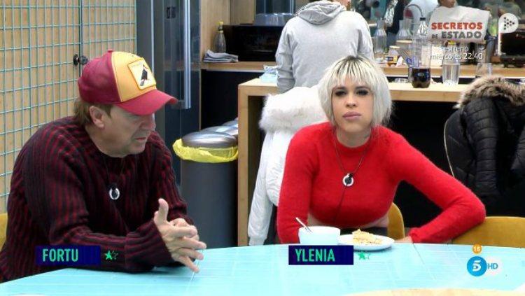 Ylenia se queja de que Kiko no hace su tarea a veces | telecinco.es