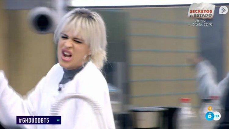 Ylenia, cada vez más enfurecida con Kiko durante su discusión| telecinco.es