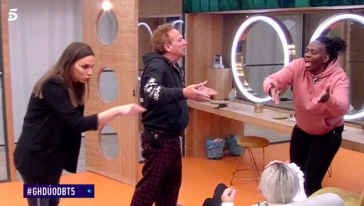 Irene se enfrenta a Ylenia tras su pelea con Kiko | telecinco.es