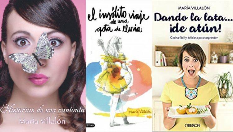 María Villalón se reinventó con sus siguientes trabajos discográficos y editoriales