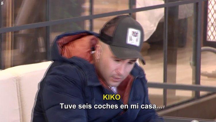 Kiko Rivera se ha confesado a Alejandro Albalá | Foto: Telecinco.es