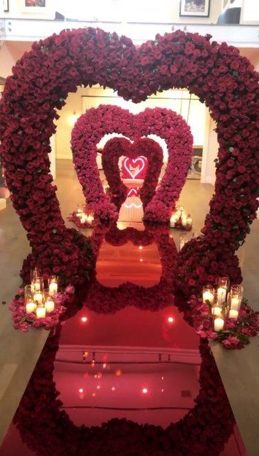 El regalo de San Valentín de Travis Scott a Kylie Jenner / Instagram