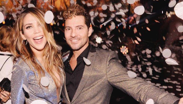 La foto con la que Bisbal ha felicitado San Valentín a Rosanna / Instagram