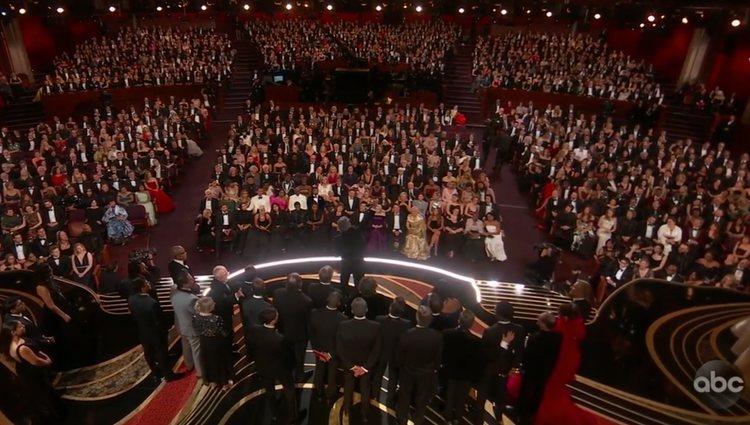 La audiencia durante el discurso | Foto: ABC