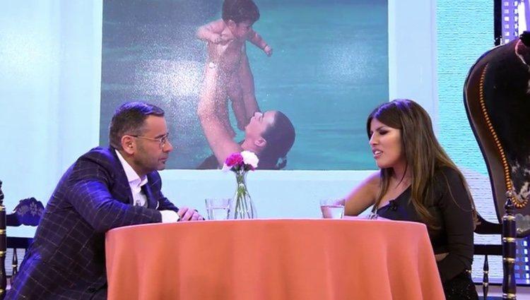 Isa Pantoja habla sobre su relación con María del Monte en 'Sábado Deluxe' | Foto: Telecinco.es